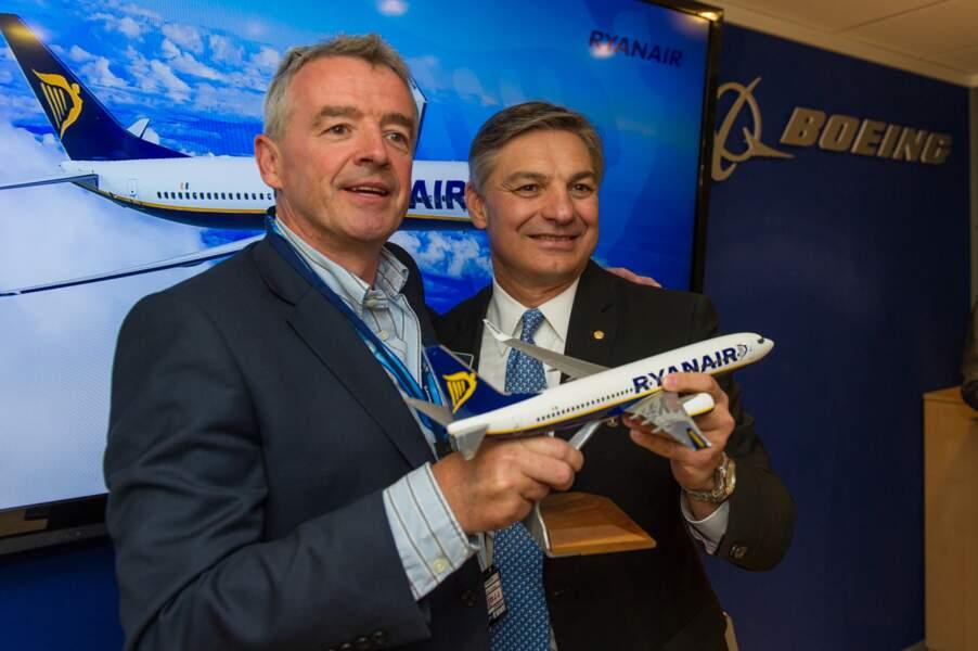 Ryanair préfère toujours le 737