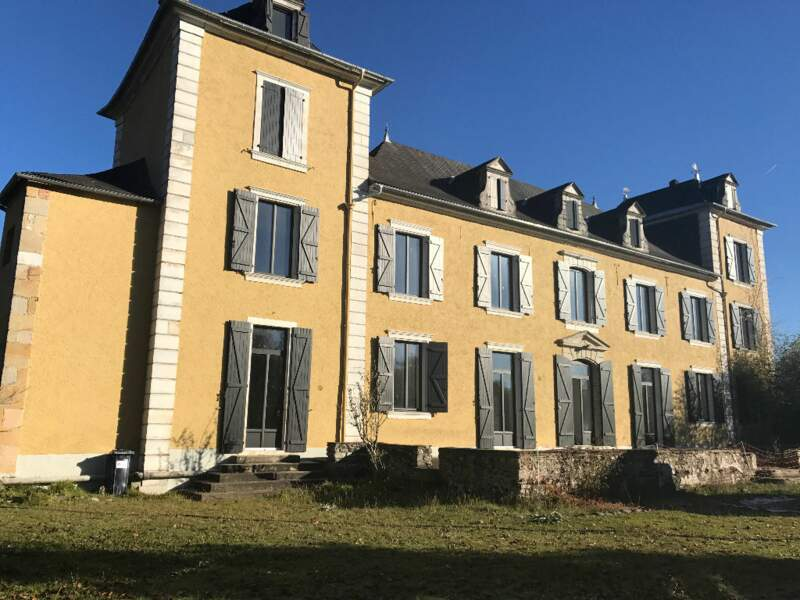 Méritein (Pyrénées-Atlantique), 18 pièces, 450 m² pour 370.000 euros