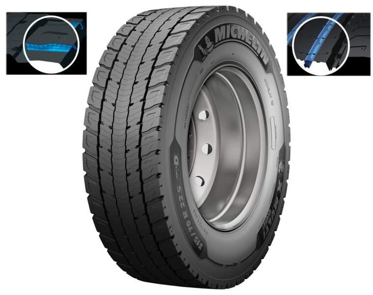 Michelin régénère les pneus