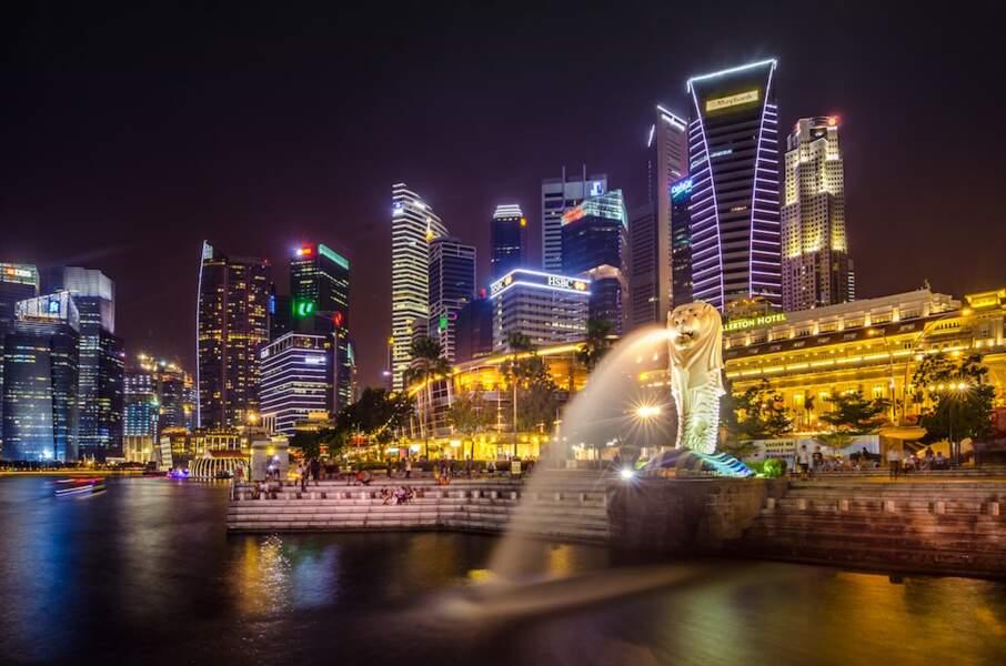 Singapour : un archipel-monde