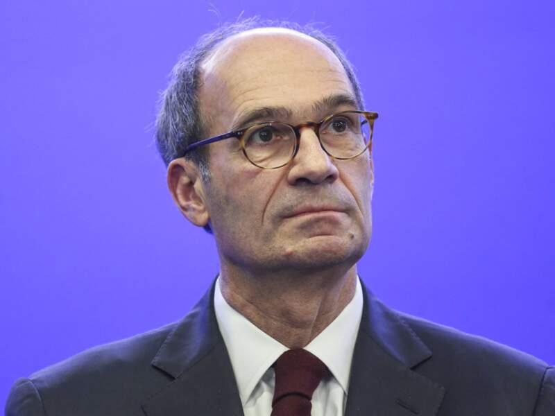 Accusé : Eric Woerth, ancien trésorier de campagne de Sarkozy en 2007