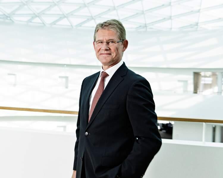1er : Lars Rebien Sørensen - Novo Nordisk