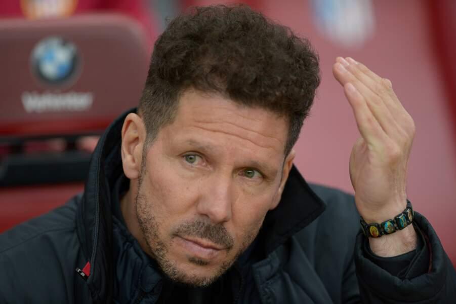 3.Diego Simeone (argentin) : 22 millions d'euros