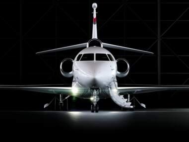 Falcon 8X, le jet d'affaires dernier cri de Dassault Aviation