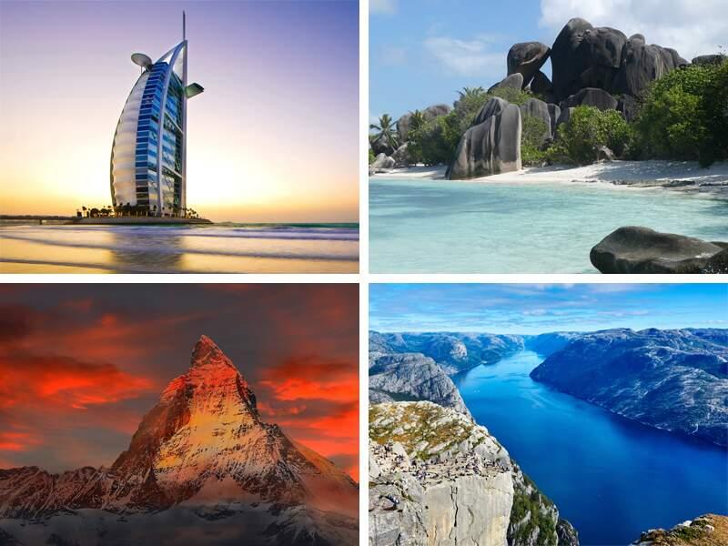Notre sélection de destinations où passer les fêtes grâce à l'euro fort