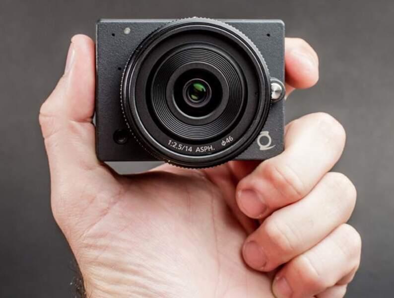 Petite caméra 4K Z-E1
