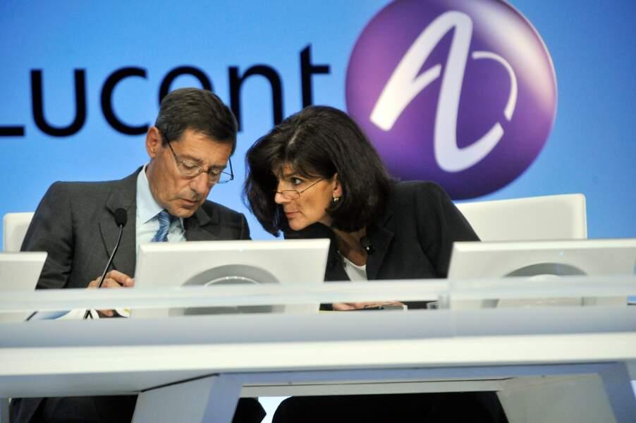Patricia Russo et Serge Tchuruk : ils n'ont pas su faire taire leur ego