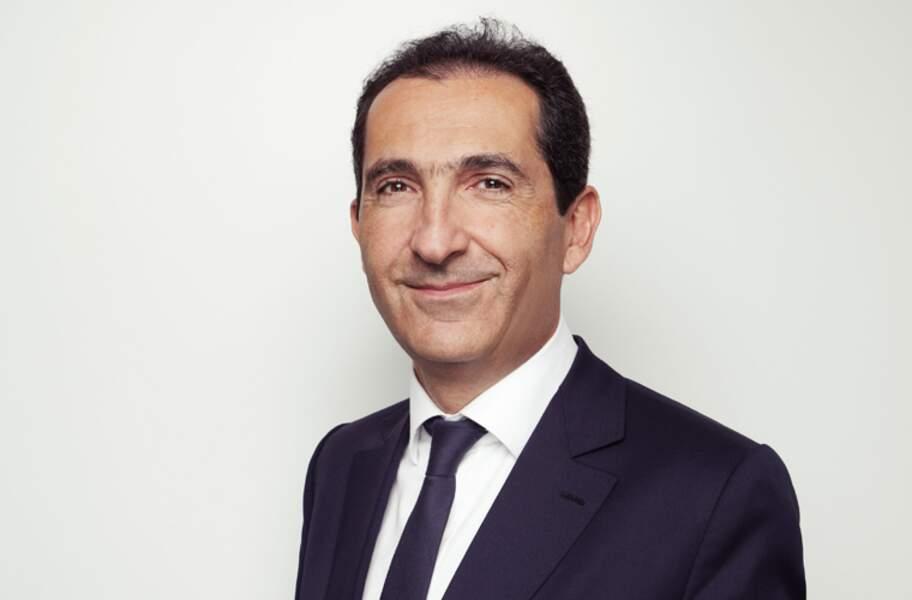 Patrick Drahi