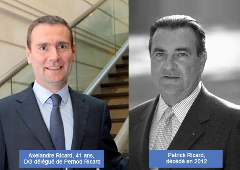 Pernod Ricard : Alexandre Ricard achève brillamment sa période d'essai