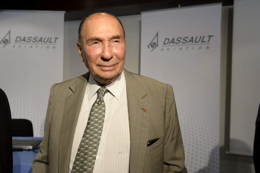 Serge Dassault (Dassault)