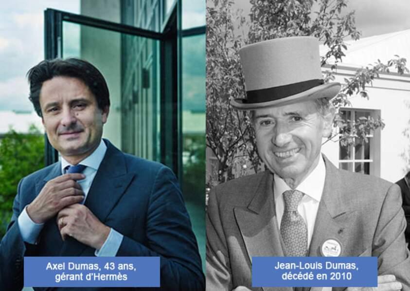 Hermès : Axel Dumas, l'héritier que la famille se cherchait