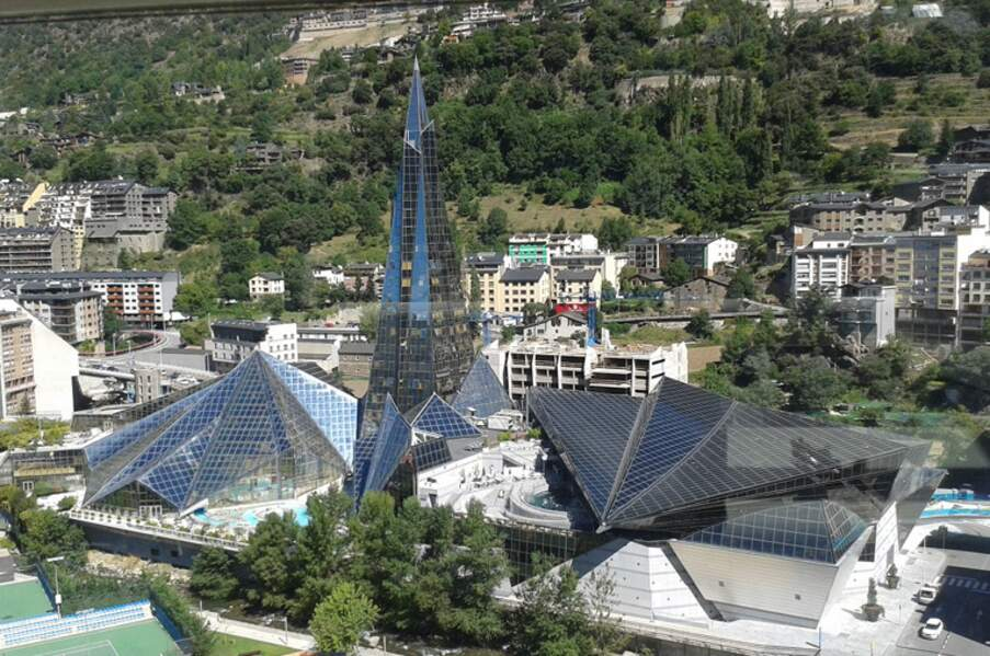 Andorre, un des plus bas taux d'imposition d'Europe