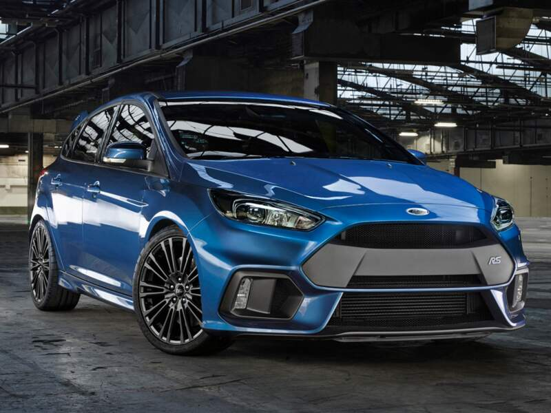 Ford Focus RS : le come-back de la version survitaminée de la Focus
