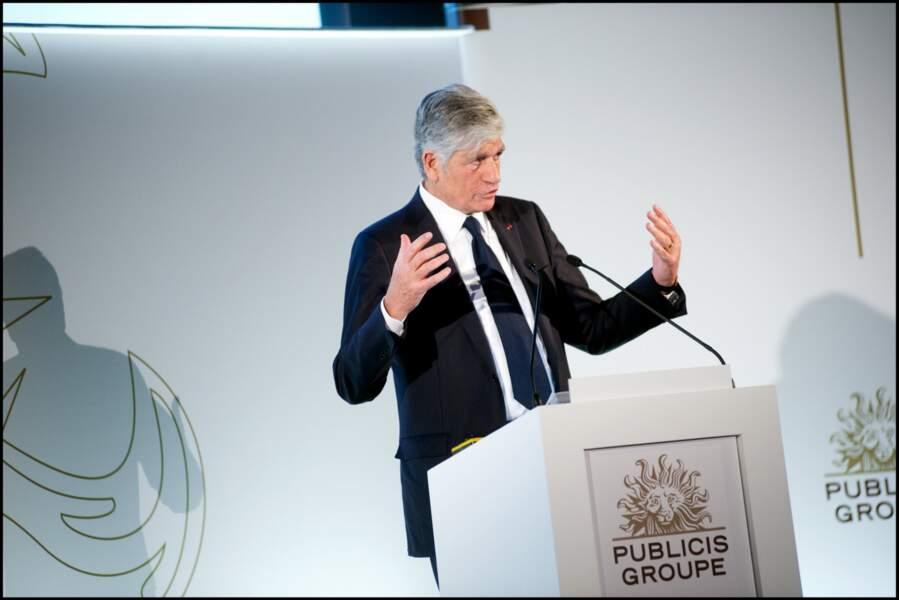 Maurice Lévy (Publicis)