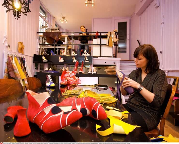 Styliste : les griffes de luxe en quête de nouveaux talents