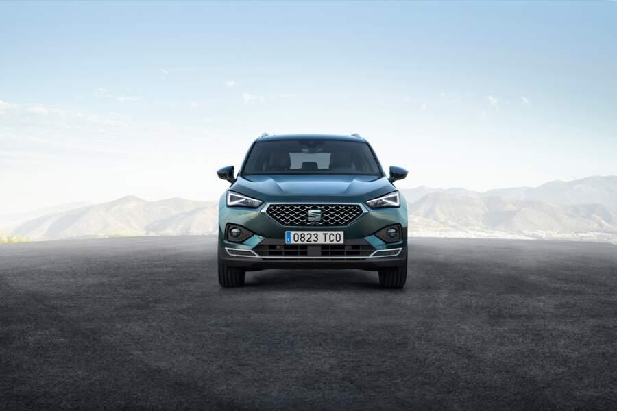 Seat Tarraco, le SUV géant à l'ambition XXL