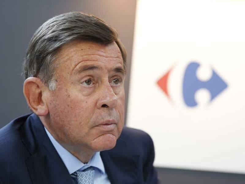 Le CV de Georges Plassat, P-DG de Carrefour