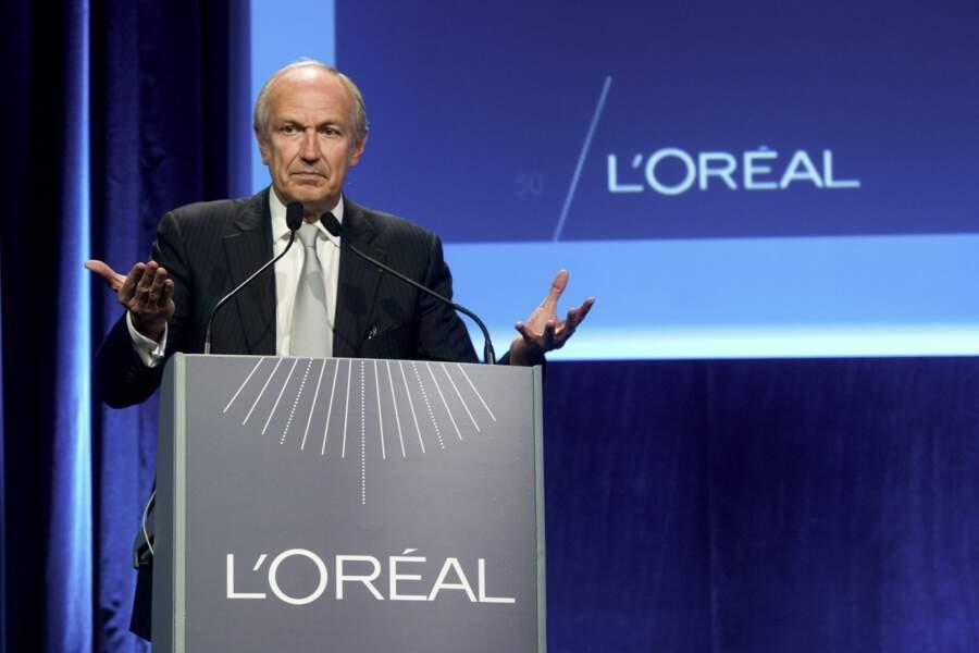 Jean-Paul Agon (L'Oréal)