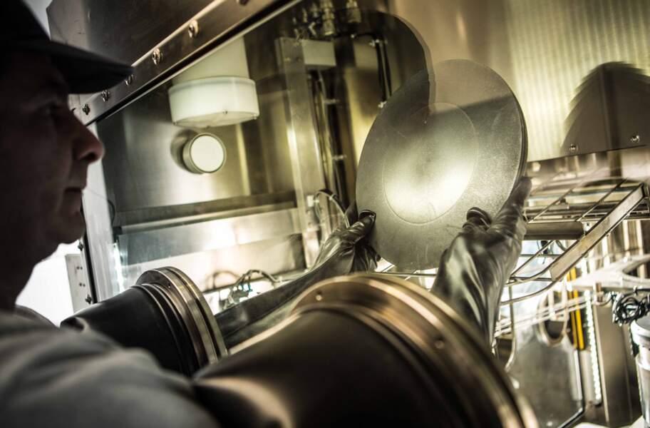 McPhyEnergy stocke l'électricité sous forme de galettes d'hydrogène