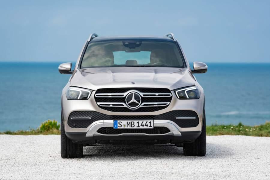 Mercedes GLE, le crossover familial qui en impose