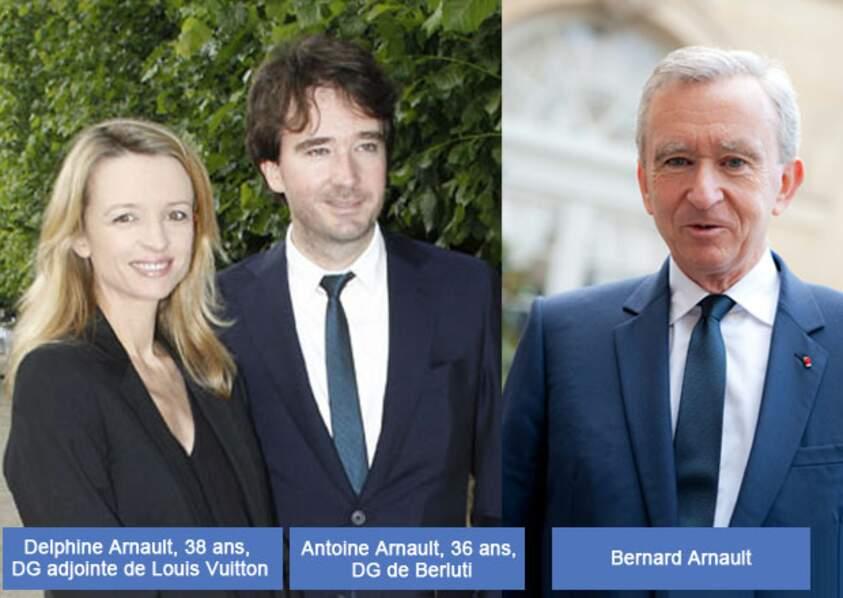 LVMH : Antoine Arnault se durcit le cuir chez Berlutti, sa soeur change de griffe sans imprimer sa patte