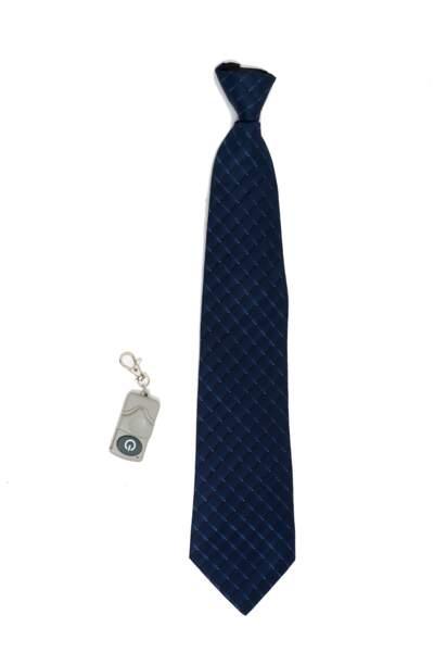 Cravate caméra