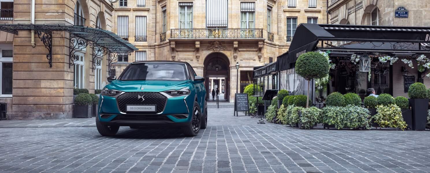 DS3 Crossback, le SUV compact à la française