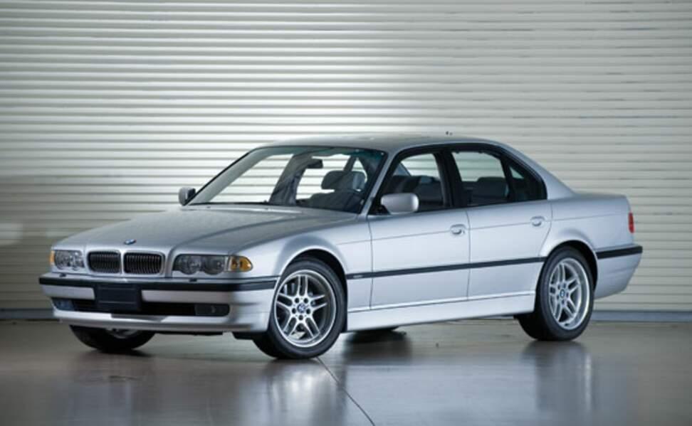 BMW 750iL