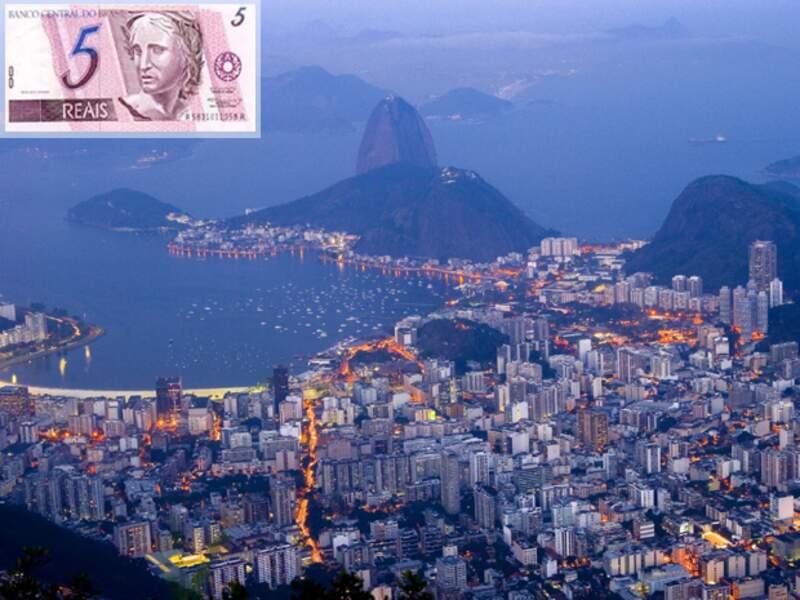 Le réal soutenu par la politique monétaire du Brésil