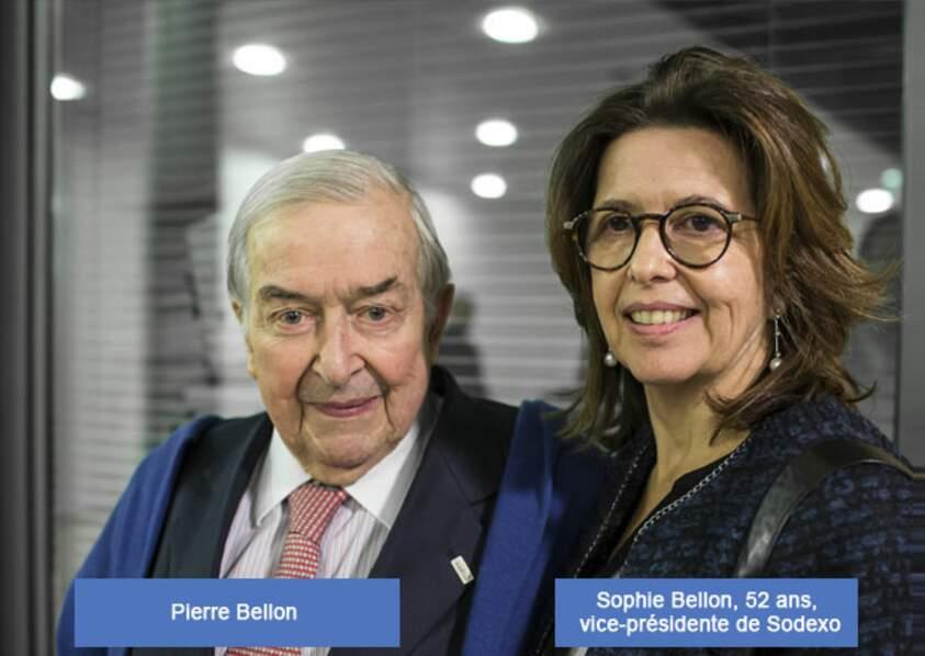 Sodexo : Sophie Bellon a été élue par ses frères et soeurs