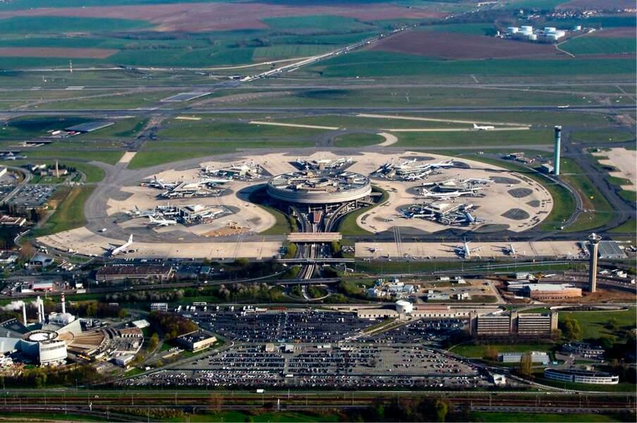 10ème : Aéroport International de Roissy-Charles-de-Gaulle (France)