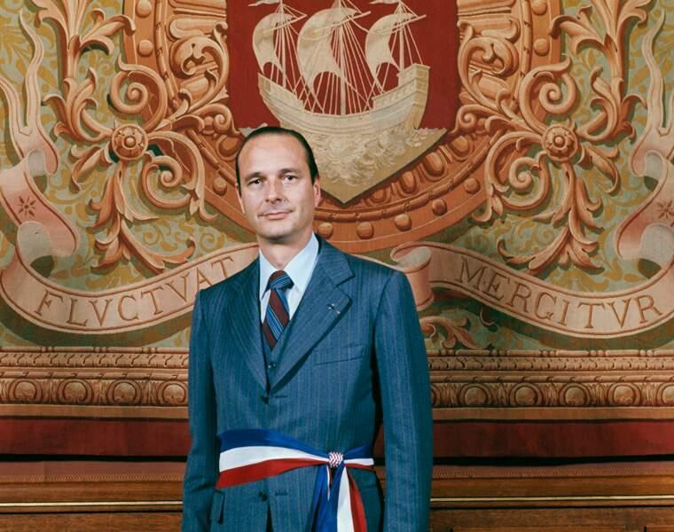 Le premier maire de Paris