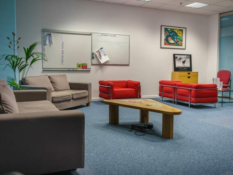 Hewlett Packard Enterprise : des «espaces ressources»