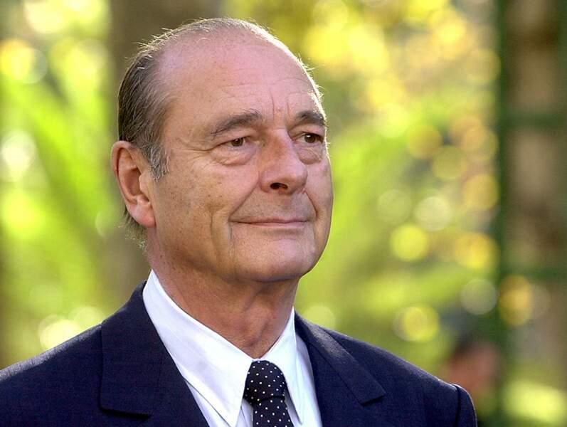 Jacques Chirac est mort jeudi 23 septembre 2019