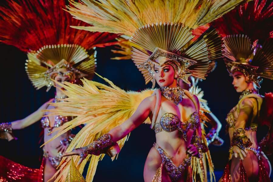 1.000 costumes et accessoires ont été conçus