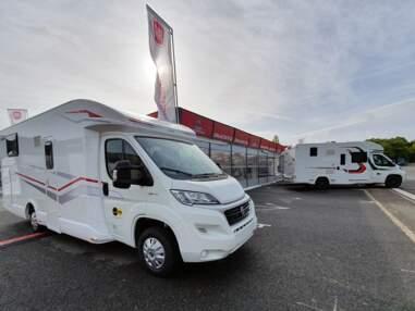 Camping-car, van aménagé… : le salon du véhicule de loisirs 2019 en images