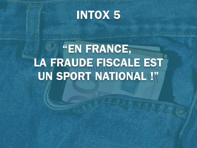 """En France, la fraude fiscale est un sport national !"""