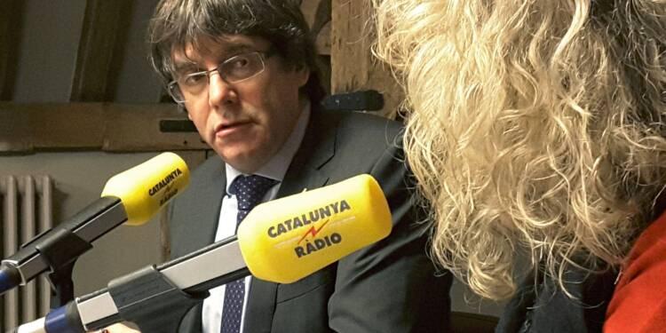 Puigdemont appelle les indépendantistes à l'unité en vue des élections