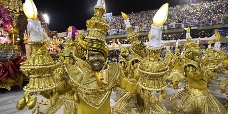 Carnaval de Rio: ode à la tolérance et à l'exubérance au sambodrome
