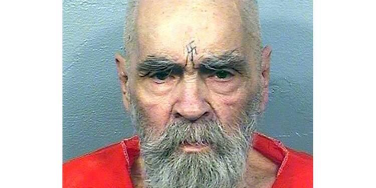 Le gourou criminel américain Charles Manson meurt à 83 ans