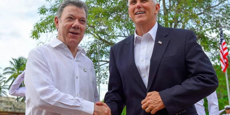 """Les USA empêcheront que le Venezuela soit en """"faillite"""""""