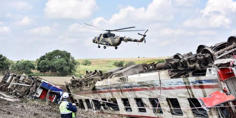 Turquie: 24 morts dans le déraillement d'un train