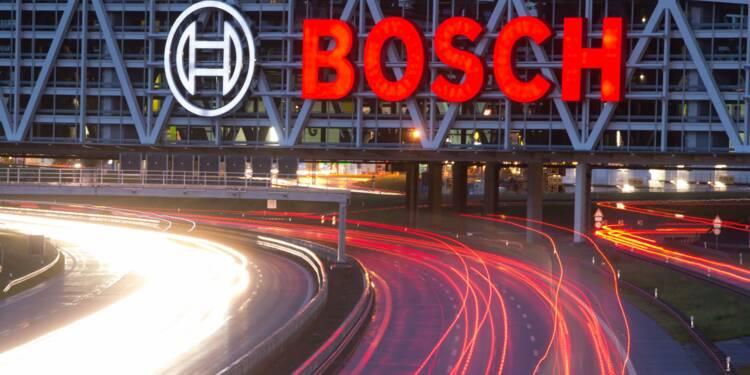 Dieselgate: la justice allemande enquête sur 3 salariés de Bosch