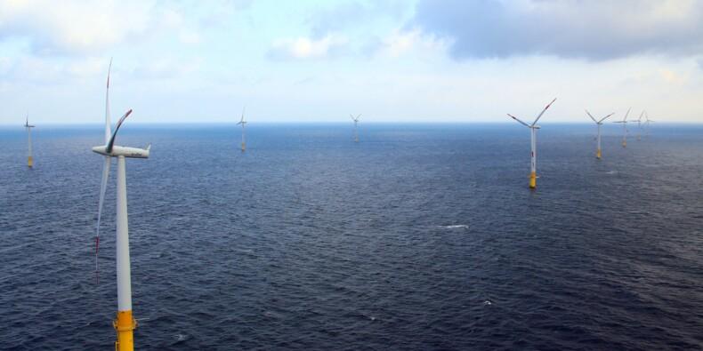 La justice rejette un recours contre le parc éolien au large de Fécamp