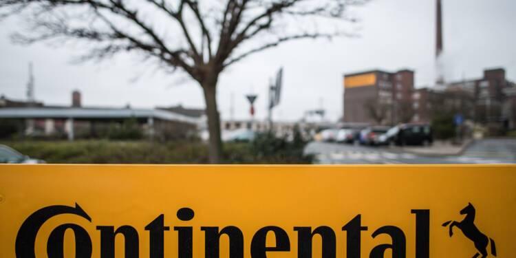 Automobile: l'allemand Continental créé 1.000 emplois en Lituanie