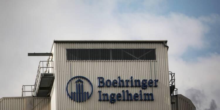 Boehringer Ingelheim va investir 200 millions d'euros à Lyon