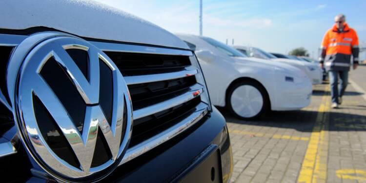 La croissance du marché automobile européen s'accélère en juin et profite à Volkswagen