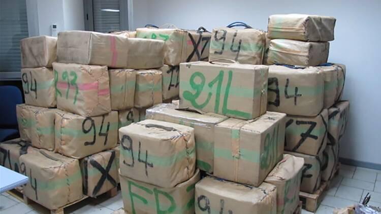 Le trafic de drogue génère 2,7 milliards d'euros par an en France