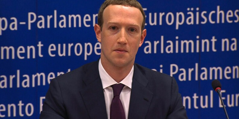 Le patron de Facebook présente ses excuses aux Européens sans convaincre