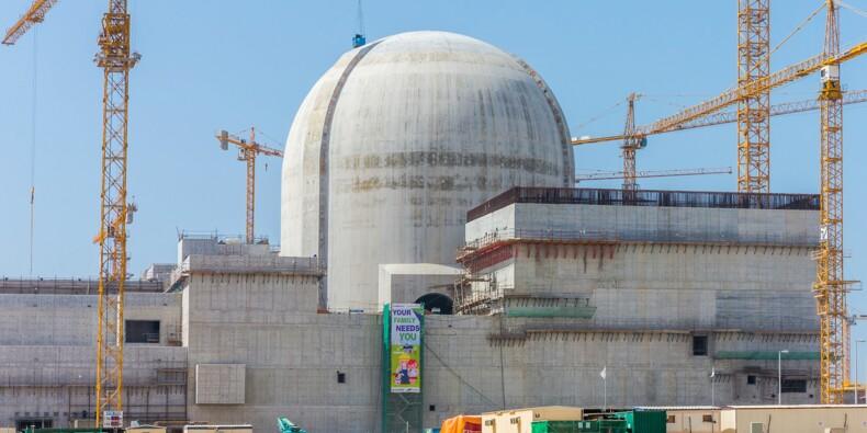 Emirats: le premier réacteur nucléaire démarrera en 2018